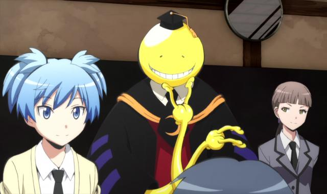 assassination classroom s2 ep 14 vostfr streaming passionjapan. Black Bedroom Furniture Sets. Home Design Ideas