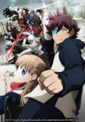 Blood Blockade Battlefront & Beyond