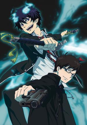 Blue Exorcist anime