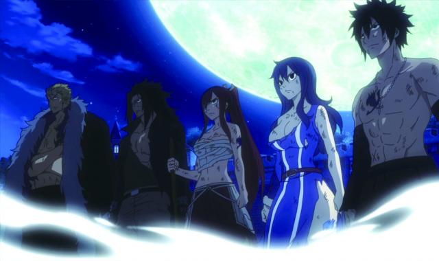 Fairy tail ep 189 vostfr - passionjapan