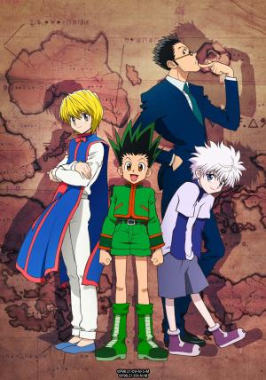 Hunter x Hunter 2011 anime