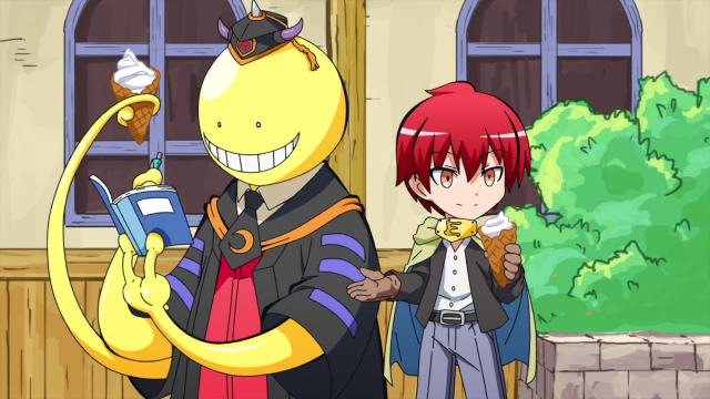 [Streaming] Koro-sensei Quest 3 VOstFR OUT !
