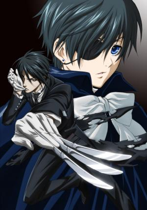 Black Butler anime
