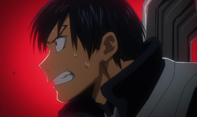 My Hero Academia s2 ep 17 vostfr - passionjapan