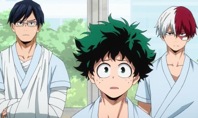 My Hero Academia s2 ep 18 vostfr - passionjapan