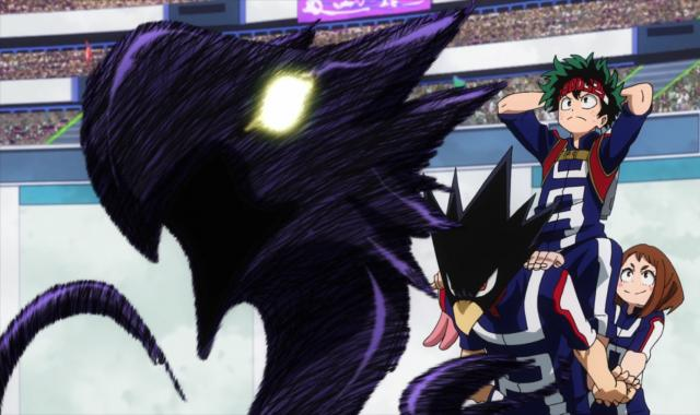 My Hero Academia s2 ep 4 vostfr - passionjapan