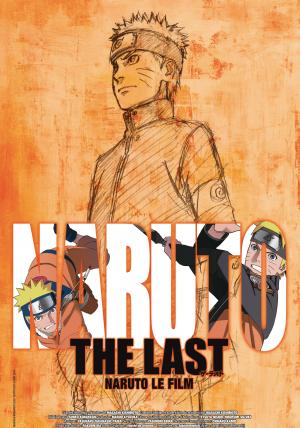 Naruto - The Last anime