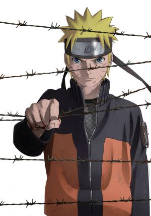 Naruto Shippuden Blood Prison anime