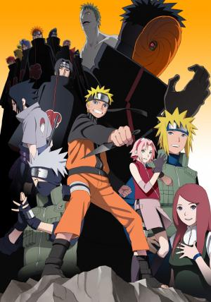Naruto Shippuden Road to ninja anime