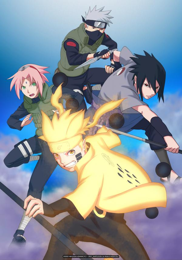 Naruto Shippuden ep 343 vostfr - passionjapan