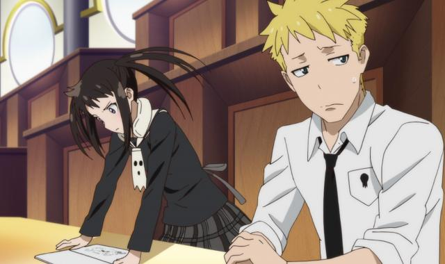 Soul Eater Not! ep 4 vostfr - passionjapan