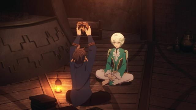 Tales of Zestiria the X - Épisode 1 - streaming - VOSTFR - ADN View ...