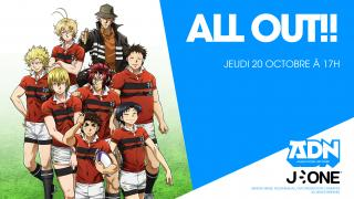 All Out!! - Bande Annonce