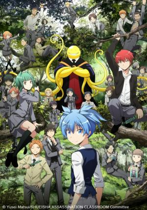 assassination classroom saison 2 streaming vostfr adn. Black Bedroom Furniture Sets. Home Design Ideas