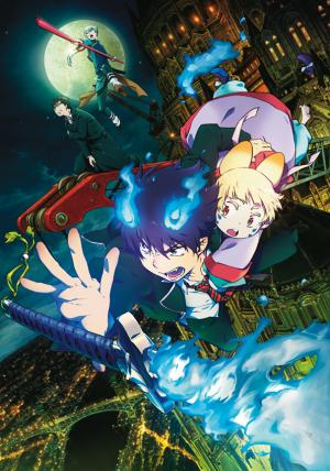Blue Exorcist, le film anime