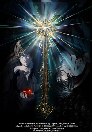 DEATH NOTE anime
