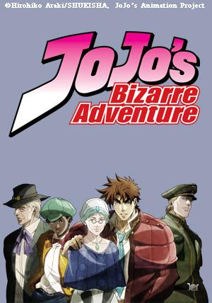 Jojo's Bizarre Adventure Film 2 : Battle Tendency partie 1 anime