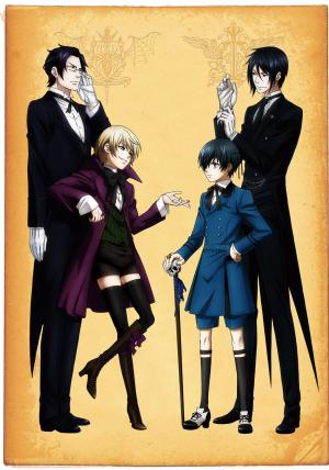 Black Butler 2 anime