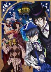 Black Butler 3: Book of Circus