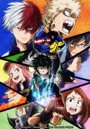 My Hero Academia Saison 2 anime