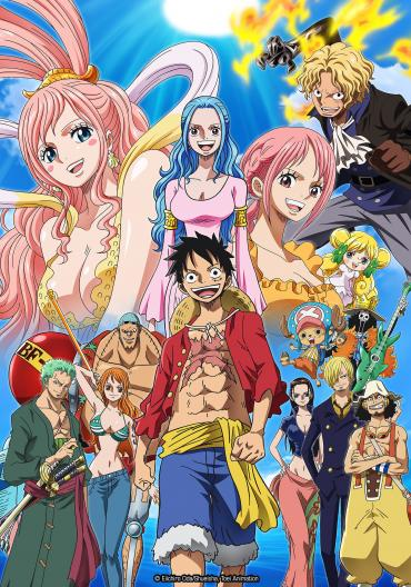 One Piece : Arc 15 - Rêverie