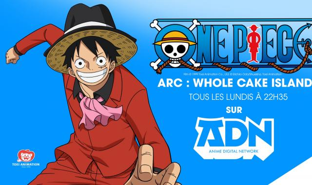 One Piece : Whole Cake Island ep 848 vostfr - passionjapan