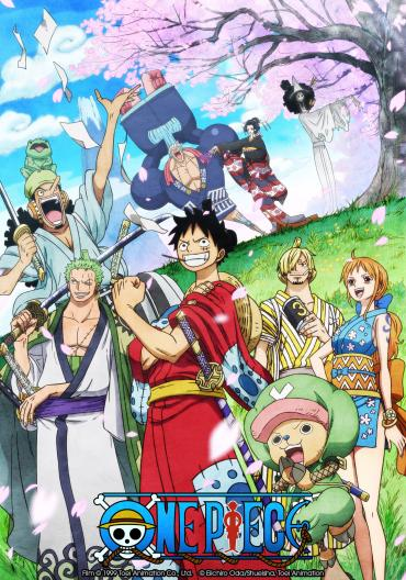 affiche One Piece - ARC WHOLE CAKE ISLAND