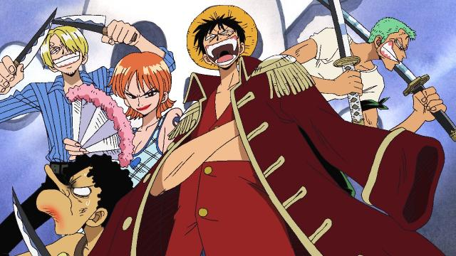One Piece : Arc 1 - East Blue