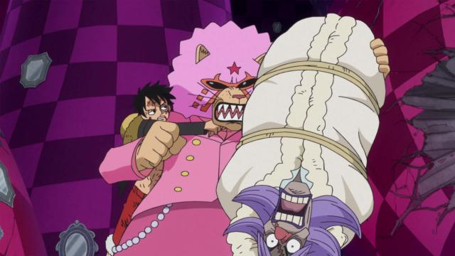 One Piece : Arc 14 - Whole Cake Island