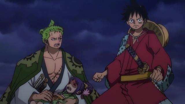 One Piece : Arc 16 - Pays de Wano