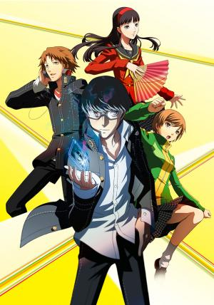 Persona 4 The Animation anime