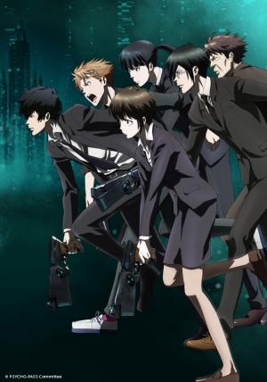 Psycho-Pass Extended Edition anime