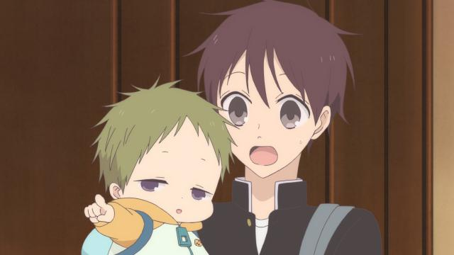 Image result for School Babysitters anime
