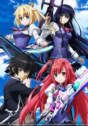 Sky Wizards Academy anime