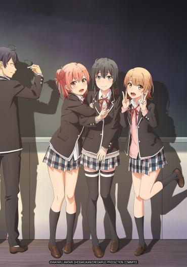 My Teen Romantic Comedy SNAFU - 3 - Climax