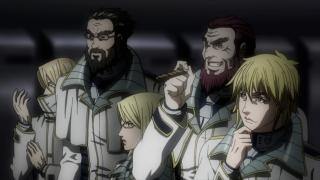 TERRAFORMARS Uncensored